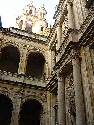 Caen - Image: Escoville Angle