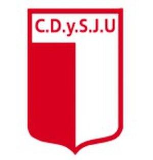 Juventud Unida de San Miguel - Image: Escudo juventud