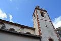 Església de sant Roc de Benialí (la Vall de Gallinera) campanar.JPG