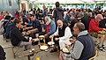 Essen bei den Erwachsenen in Taizé.jpg