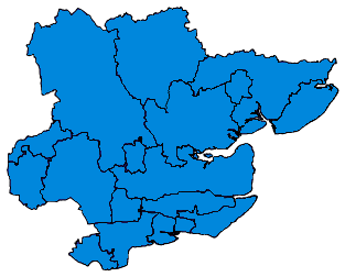 EssexParliamentaryConstituency2017Results2