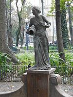 Estátua A Samaritana, Praça da Alfândega, Porto Alegre, Brasil 0.JPG