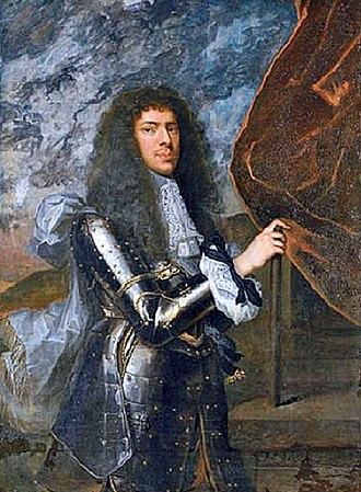 Eugene Maurice, Count of Soissons - Image: Eugen Moritz von Soissons Pierre Mignard