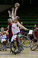Euroleague L.E. Roma vs Toulouse I.C. - Jump ball.jpg