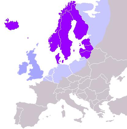 Europe-septentrionale