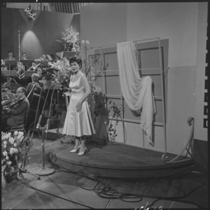 Lys Assia - Lys Assia at Eurovision Song Contest 1958