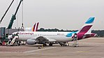 Eurowings - Airbus A320 - D-ABZK - Cologne Bonn Airport - boarding with 2 stairs-5125.jpg