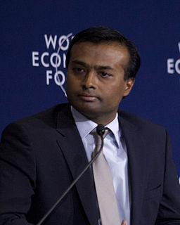 Euvin Naidoo American businessman