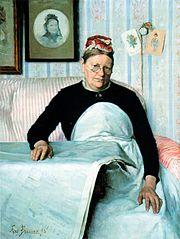 The Housekeeper, Brita Maria (Mussa) Banck