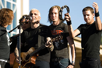 Everclear (band) - Image: Everclear Band