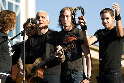 Picture of a band or musician: Everclear