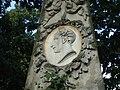 Ewald Christian von Kleist memorial Frankfurt Oder - Detail.jpg