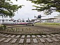 Ex Taiwan Airways Trislander Display in Taitung Airport 20120324a.JPG