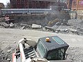 Excavation of the new Globe and Mail building, looking west, 2014 05 12 (16).JPG - panoramio.jpg