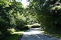 Exford, the road to Simonsbath - geograph.org.uk - 519969.jpg
