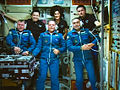 Expedition 33 crew members shortly after reunion.jpg