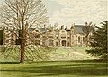 Exton House, from, A series of picturesque views of seats of the noblemen and gentlemen of Great Britain and Ireland (1840).jpg
