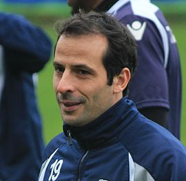 FC Lorient - january 3rd 2013 training - Ludovic Giuly2.JPG