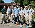 FEMA - 44419 - Volunteer organization Americorp work with Joshua Dubois-Executive Director of the White House Office of Faith Based in Tennessee.jpg