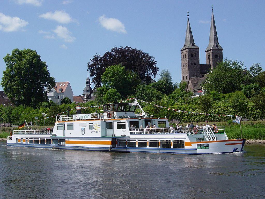 FGS Holzminden Flotte Weser