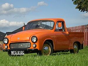 Fabryka Samochodów Małolitrażowych - Image: FSM Syrena R20 z 1981 roku