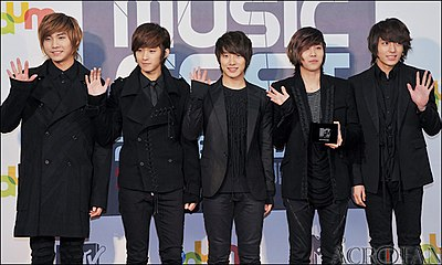 Picture of a band or musician: F.T. Island