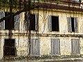 Facade at Wat Maha Leap Temple - Near Kampong Cham - Cambodia (48362778547).jpg