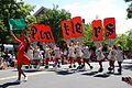 Fairfax City Parade - 2014-07-04 - Porterville High School Marching Band - 2.JPG