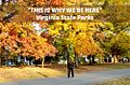 Fall leaves cabin loop TEXT Staunton River State Park 1000 (15766255545).jpg