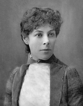 Fanny Brough - Fanny Brough in the 1880s