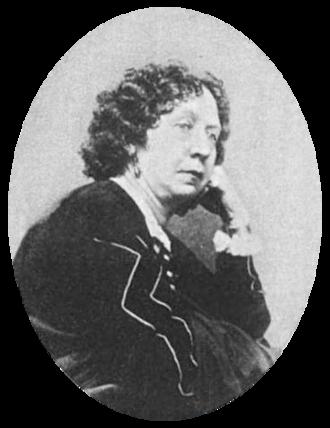 Fanny Fern - Portrait of Fanny Fern