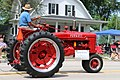 Farmall H narrow front in Chilton WI parade.jpg