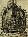 Fasti Mariani cum illustrium diuorum imaginib. and elogijs prope DC. in singulos anni menses diésq SS. natales distributis (1630) (14751751792).jpg