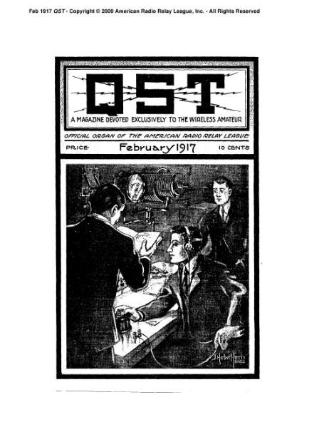 File:February 1917 QST.djvu