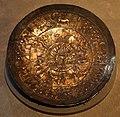 Fenici, piatto in argento dorato, rinvenuto a preneste, VII secolo ac.jpg