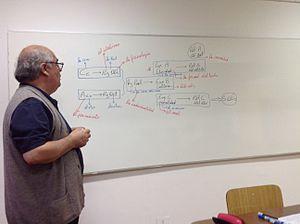 Carlos Pérez Soto - Carlos Pérez Soto teaches a class on Hegel's Phenomenology of Spirit