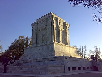 Ferdowsi - Mausoleum of Ferdowsi in Tus, Iran