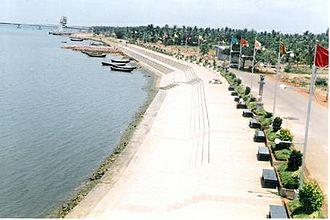 Yanam - Rajiv Gandhi Beach