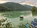 Fewa Lake,Pokhara,Nepal.jpg