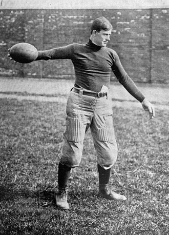 1905 Michigan Wolverines football team - Fielding Yost from The Michigan Alumnus, Oct. 1905