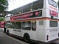 Finglands bus 1773 (N135 YRW) 1996 Volvo Olympian Alexander RH, Rusholme Gardens, route 42, 16 June 2007.jpg