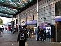 Finsbury Park station entrance - panoramio.jpg