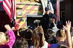 Firefighters educate local elementary school students on fire safety 151022-M-RH401-058.jpg