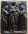 Firenze, madonna col bambino e due angeli, 1400-50 ca..JPG