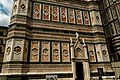Firenze - Florence - Piazza del Duomo - View on the East Side of il Campanile di Giotto III.jpg