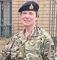 First UK female reservist general (Celia Harvey cropped).jpg
