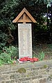 First world war (European) memorial. - geograph.org.uk - 535269.jpg