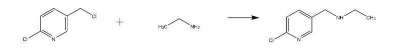 Firstreaction nitenpyram synthesis.png