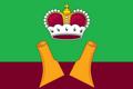 Flag of Knyagininsky rayon.png
