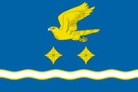 Flag of Stupino (Moscow oblast) (1995).png